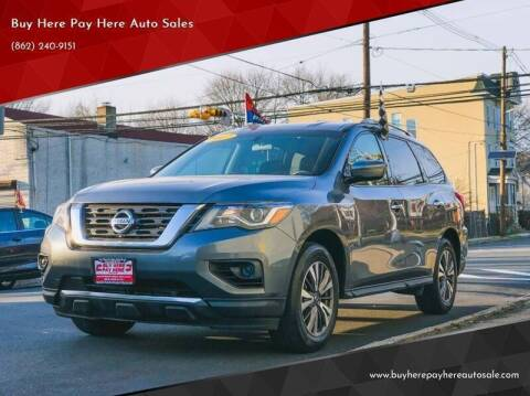 2017 Nissan Pathfinder for sale at Buy Here Pay Here Auto Sales in Newark NJ