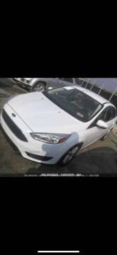 2018 Ford Focus for sale at Unique Motors in Wichita KS