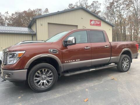 2018 Nissan Titan XD for sale at C & C Automotive in Chicora PA
