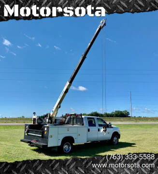 2013 Ford F-350 Super Duty for sale at Motorsota in Becker MN