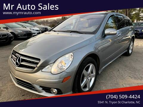 2010 Mercedes-Benz R-Class for sale at Mr Auto Sales in Charlotte NC