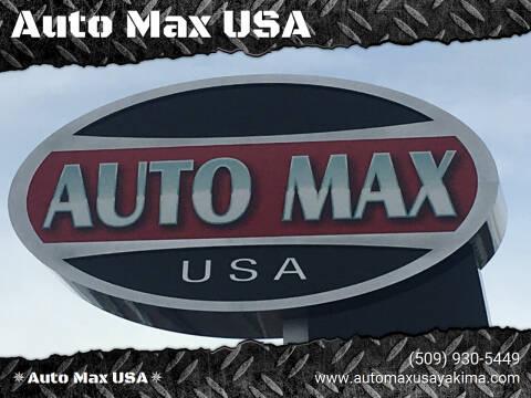 2017 Chevrolet Silverado 2500HD for sale at Auto Max USA in Yakima WA