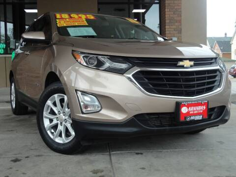 2018 Chevrolet Equinox for sale at Arandas Auto Sales in Milwaukee WI