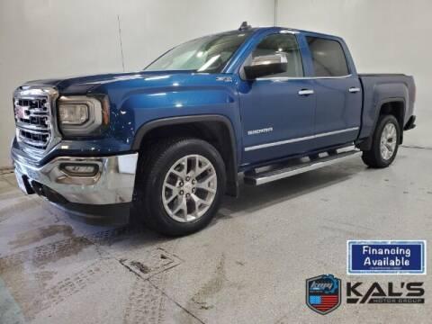 2018 GMC Sierra 1500 for sale at Kal's Kars - TRUCKS in Wadena MN