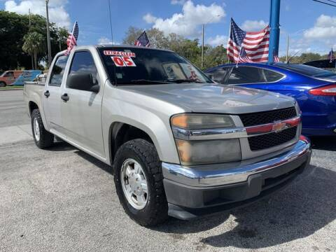 2005 Chevrolet Colorado for sale at AUTO PROVIDER in Fort Lauderdale FL