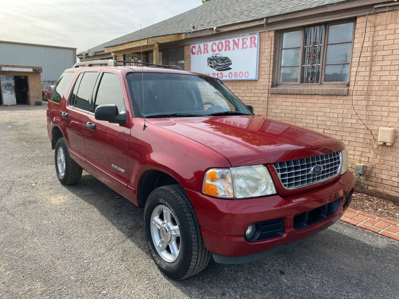2005 Ford Explorer for sale at Car Corner in Memphis TN