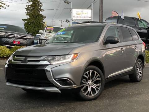 2017 Mitsubishi Outlander for sale at Real Deal Cars in Everett WA