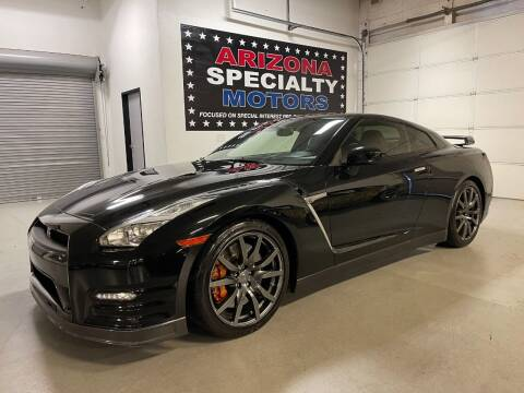 2016 Nissan GT-R for sale at Arizona Specialty Motors in Tempe AZ