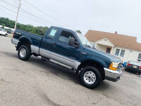 1999 Ford F-350 Super Duty for sale at New Wave Auto of Vineland in Vineland NJ
