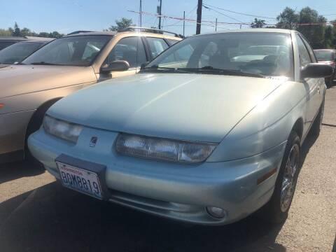1996 Saturn S-Series for sale at TTT Auto Sales in Spokane WA