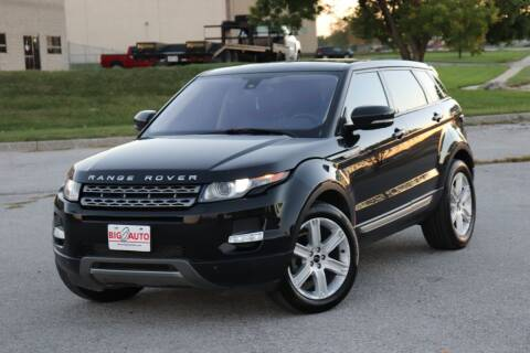2012 Land Rover Range Rover Evoque for sale at Big O Auto LLC in Omaha NE