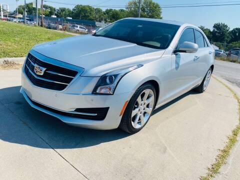 2016 Cadillac ATS for sale at Xtreme Auto Mart LLC in Kansas City MO