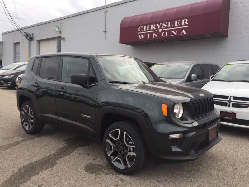 2021 Jeep Renegade for sale in Winona, MN