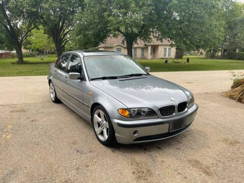 2005 BMW 3 Series for sale at CARWIN MOTORS in Katy TX