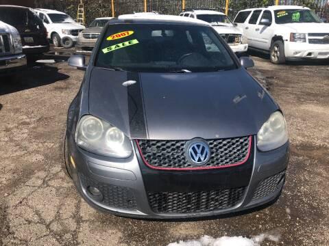 2007 Volkswagen GTI for sale at Automotive Center in Detroit MI