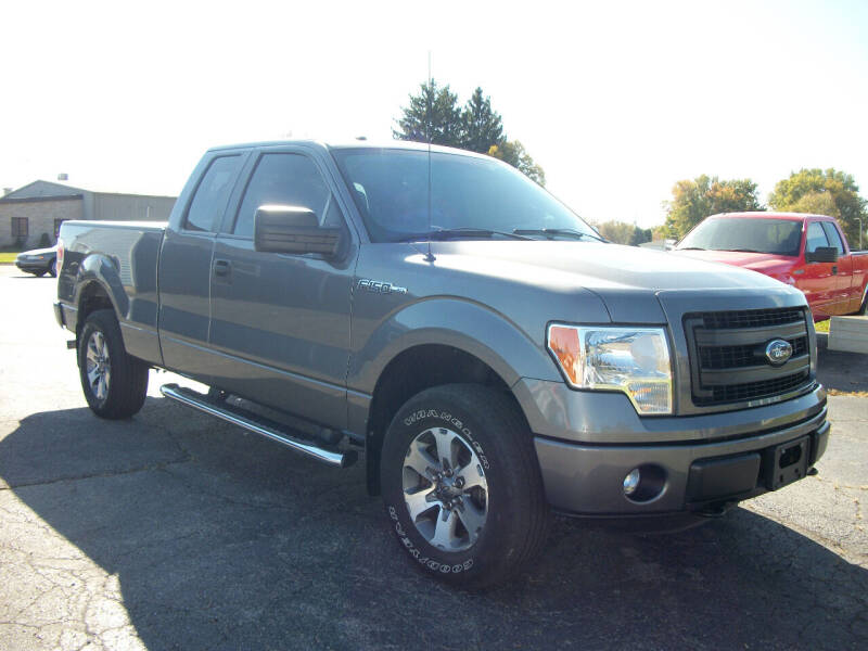 2013 Ford F-150 for sale at USED CAR FACTORY in Janesville WI