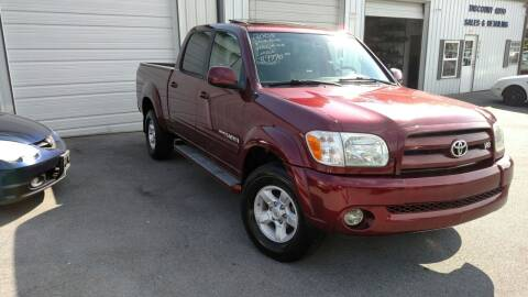 2005 Toyota Tundra for sale at DISCOUNT AUTO SALES in Johnson City TN