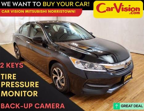 2017 Honda Accord for sale at Car Vision Mitsubishi Norristown in Trooper PA