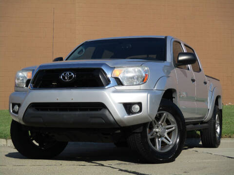 2013 Toyota Tacoma for sale at Autohaus in Royal Oak MI