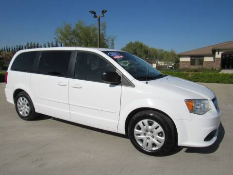2014 Dodge Grand Caravan for sale at Repeat Auto Sales Inc. in Manteca CA