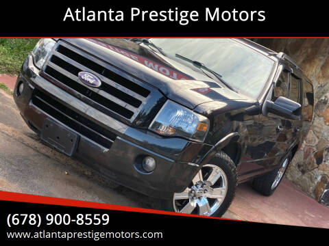 2010 Ford Expedition for sale at Atlanta Prestige Motors in Decatur GA