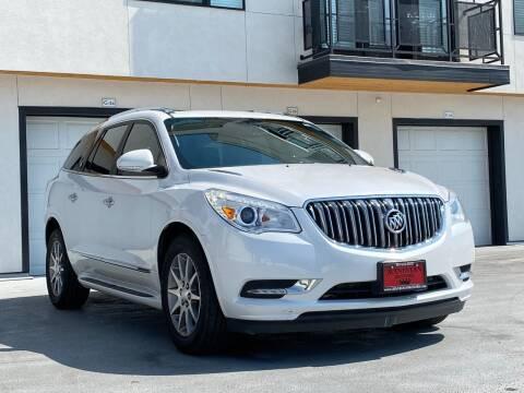2016 Buick Enclave for sale at Avanesyan Motors in Orem UT
