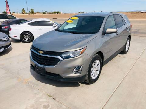 2018 Chevrolet Equinox for sale at A AND A AUTO SALES - Yuma Location in Yuma AZ