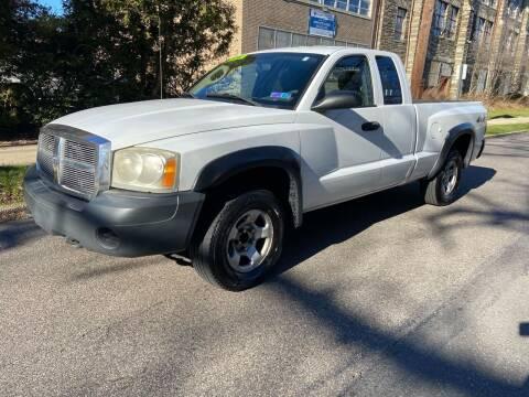 2005 Dodge Dakota for sale at Michaels Used Cars Inc. in East Lansdowne PA