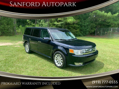 2009 Ford Flex for sale at Sanford Autopark in Sanford NC
