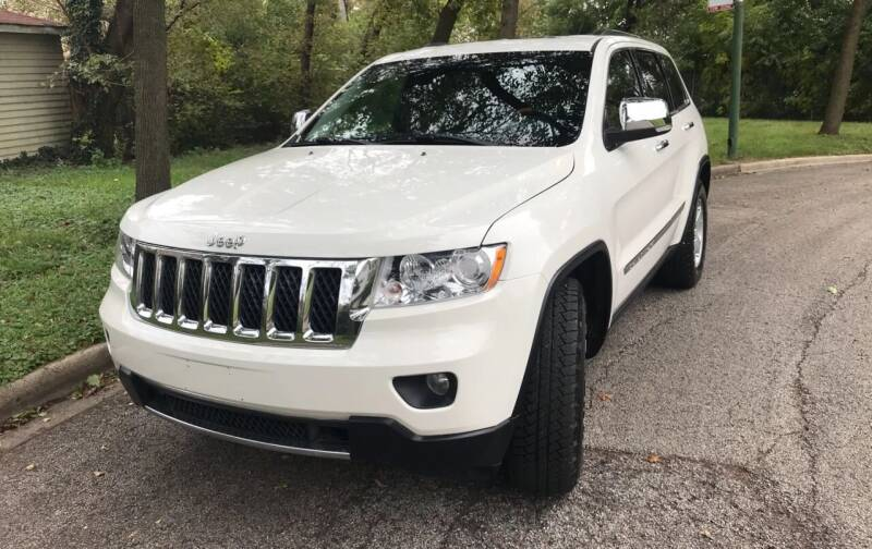 2012 Jeep Grand Cherokee for sale at Buy A Car in Chicago IL