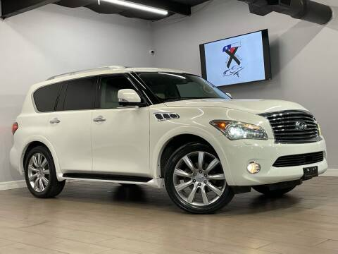 2013 Infiniti QX56 for sale at TX Auto Group in Houston TX