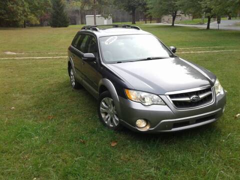 2008 Subaru Outback for sale at ELIAS AUTO SALES in Allentown PA