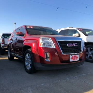 2012 GMC Terrain for sale at UNITED AUTO INC in South Sioux City NE