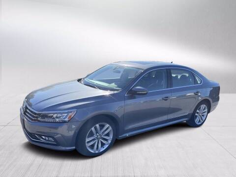 2017 Volkswagen Passat for sale at Fitzgerald Cadillac & Chevrolet in Frederick MD