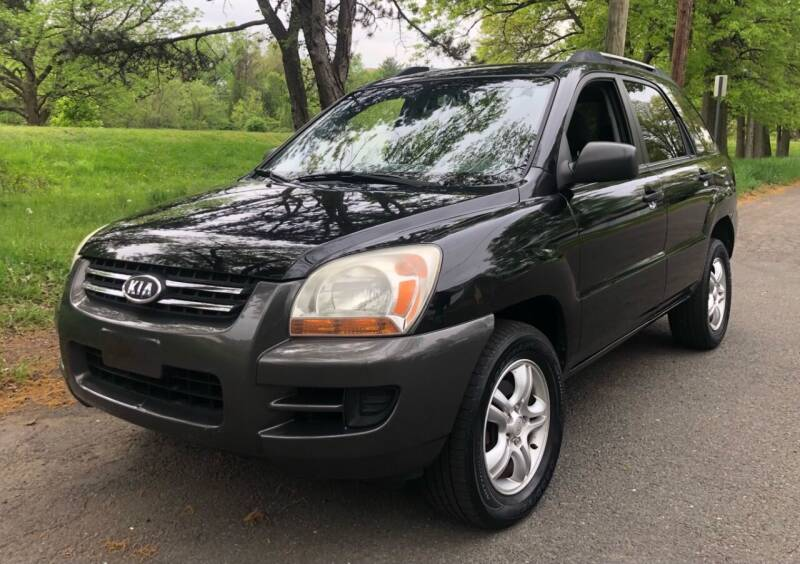 2006 Kia Sportage for sale at Morris Ave Auto Sale in Elizabeth NJ