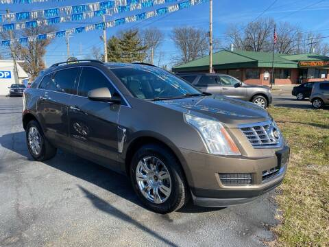 2015 Cadillac SRX for sale at Brucken Motors in Evansville IN