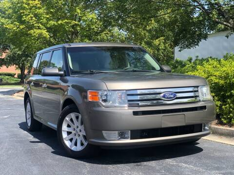 2012 Ford Flex for sale at William D Auto Sales in Norcross GA