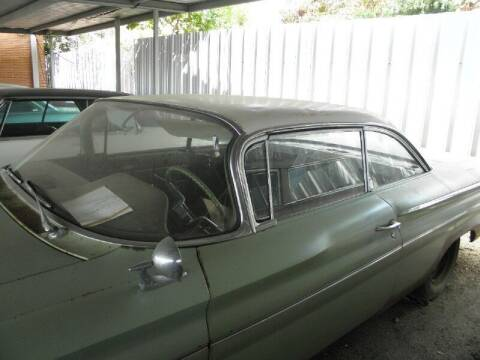 1960 Pontiac Catalina for sale at SARCO ENTERPRISE inc in Houston TX