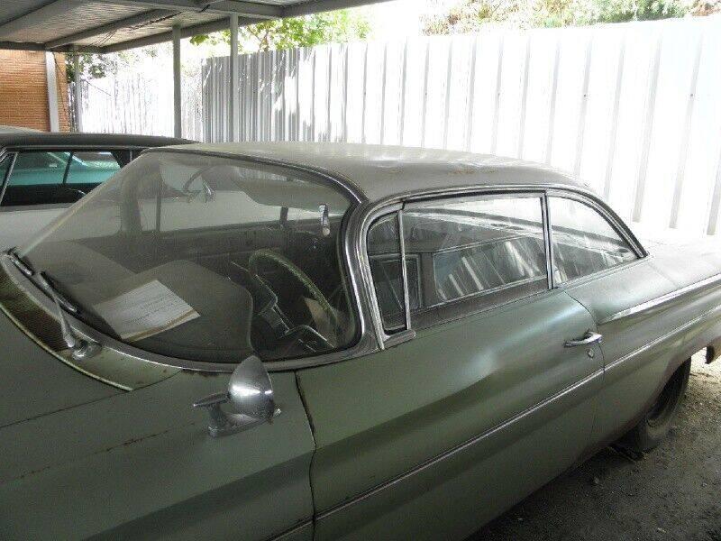 1960 Pontiac Catalina for sale at SARCO ENTERPRISE inc in Houston TX