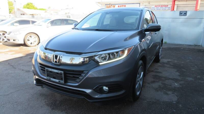 2019 Honda HR-V for sale at Luxury Auto Imports in San Diego CA
