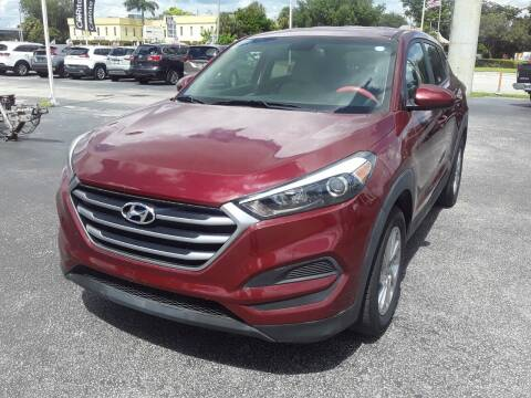 2018 Hyundai Tucson for sale at YOUR BEST DRIVE in Oakland Park FL