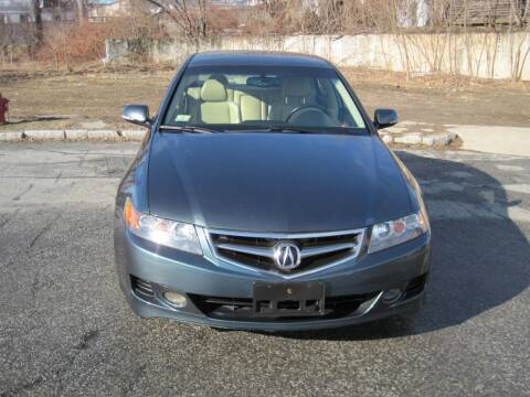 2006 Acura TSX for sale at EBN Auto Sales in Lowell MA