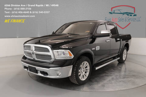 2013 RAM Ram Pickup 1500 for sale at Elvis Auto Sales LLC in Grand Rapids MI