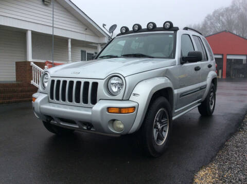 2004 Jeep Liberty for sale at Ace Auto Sales - $1000 DOWN PAYMENTS in Fyffe AL