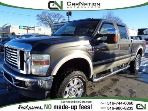 2008 Ford F-250 Super Duty for sale at CarNation AUTOBUYERS, Inc. in Rockville Centre NY