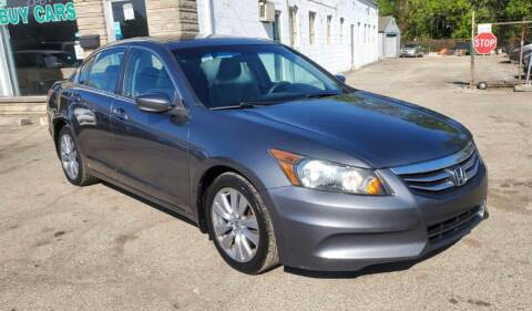 2012 Honda Accord for sale at Nile Auto in Columbus OH