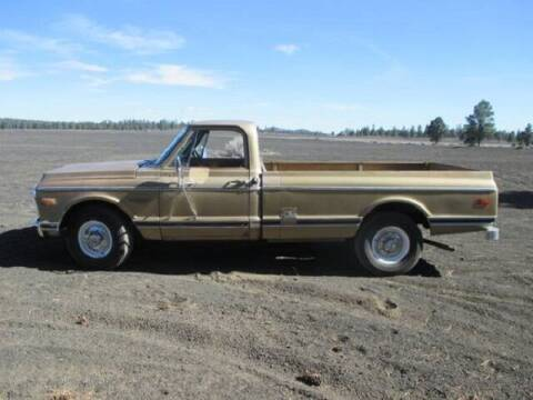 1969 Chevrolet C/K 2500 Series for sale at Haggle Me Classics in Hobart IN