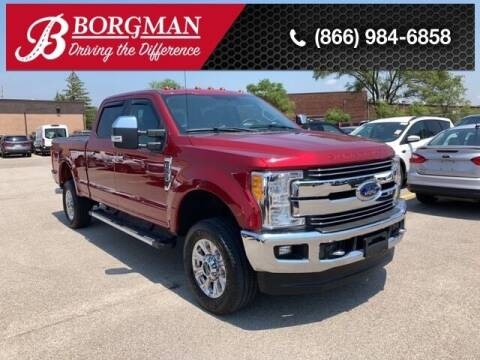 2017 Ford F-350 Super Duty for sale at BORGMAN OF HOLLAND LLC in Holland MI