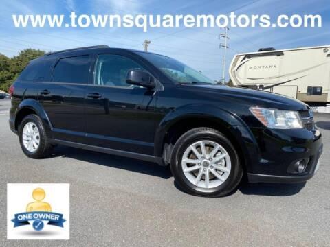 2016 Dodge Journey for sale at Town Square Motors in Lawrenceville GA
