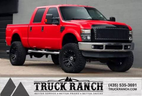 2008 Ford F-350 Super Duty for sale at Truck Ranch in Logan UT
